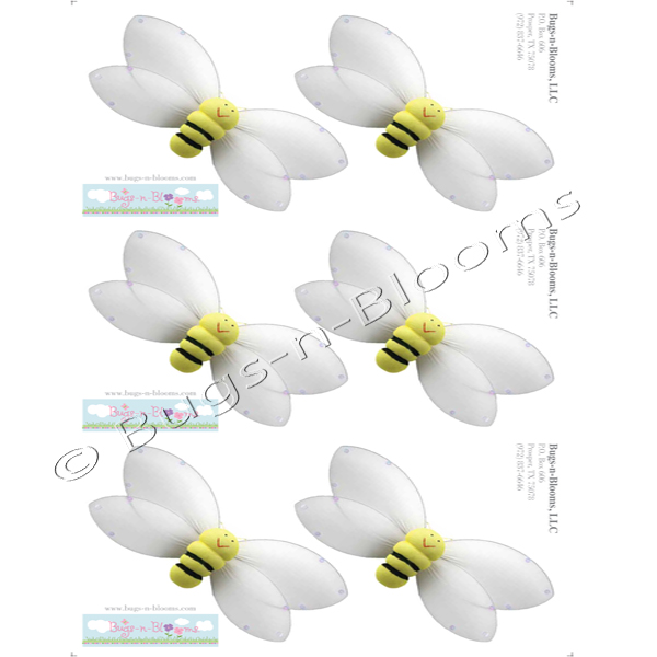 Bumblebee wall stickers bumble bee removable vinyl decals for Bumble bee mural