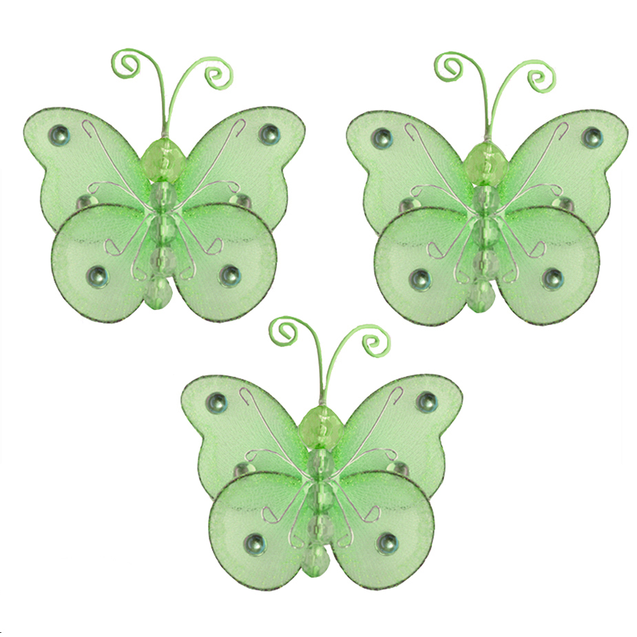 Mini Nylon Butterflies Mini 34