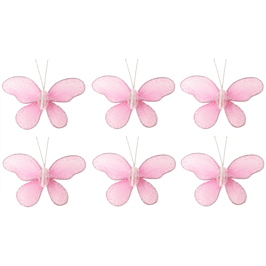 Mini Nylon Butterflies Mini 5