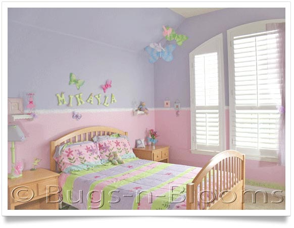Decorate A Girls Bedroom
