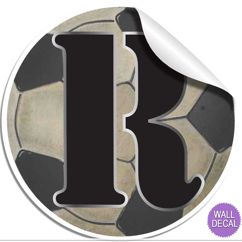 name wall letters alphabet stickers initial decals boys sports click to view r