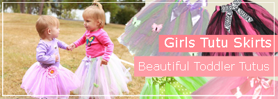 Girls costumes, butterfly wings, fairy costume and tutu skirts